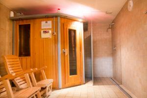 Area Relax - Sauna